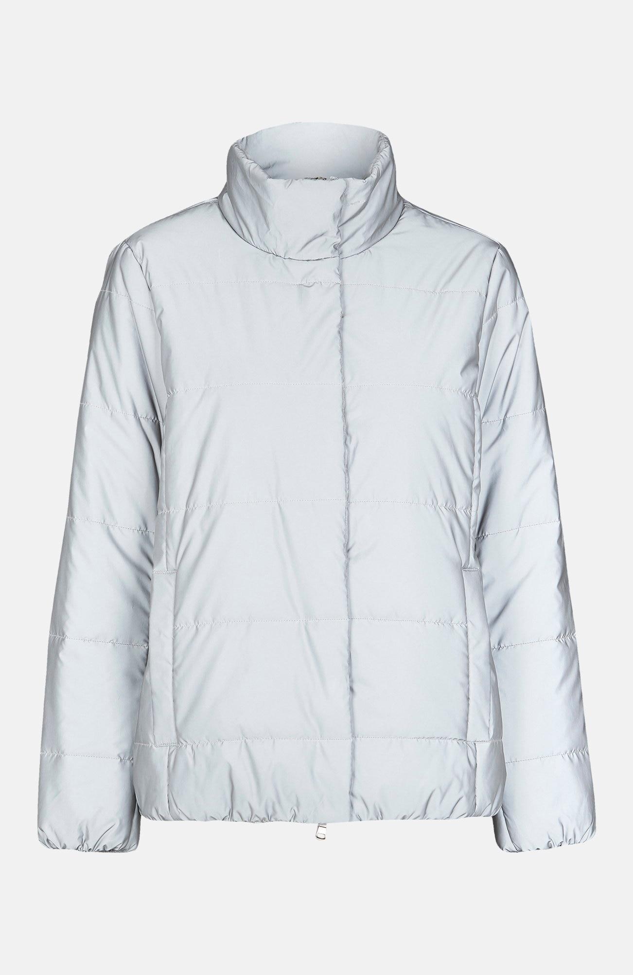 Reflexní bunda s teplou podšívkou