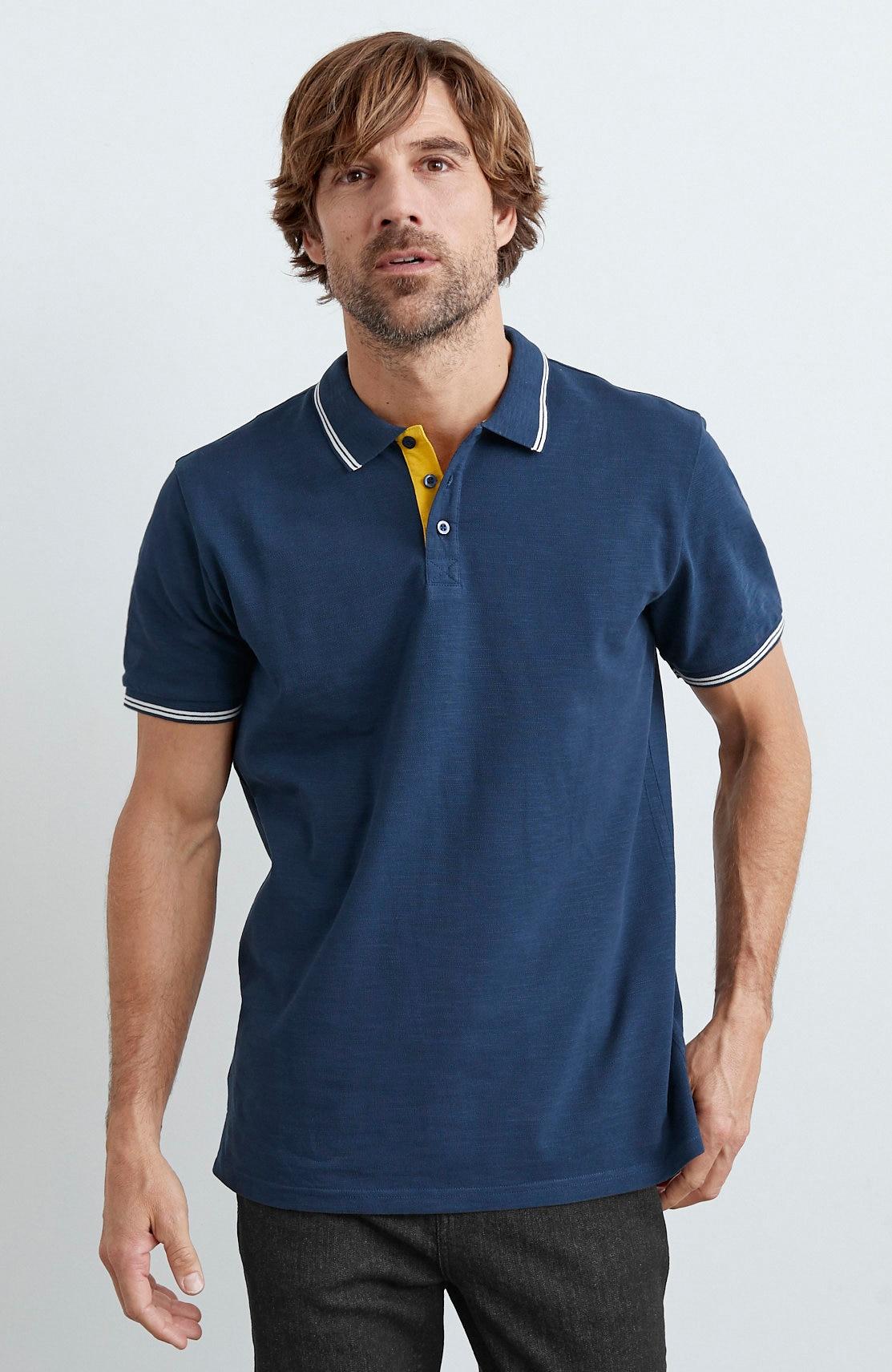 Tričko s límečkem